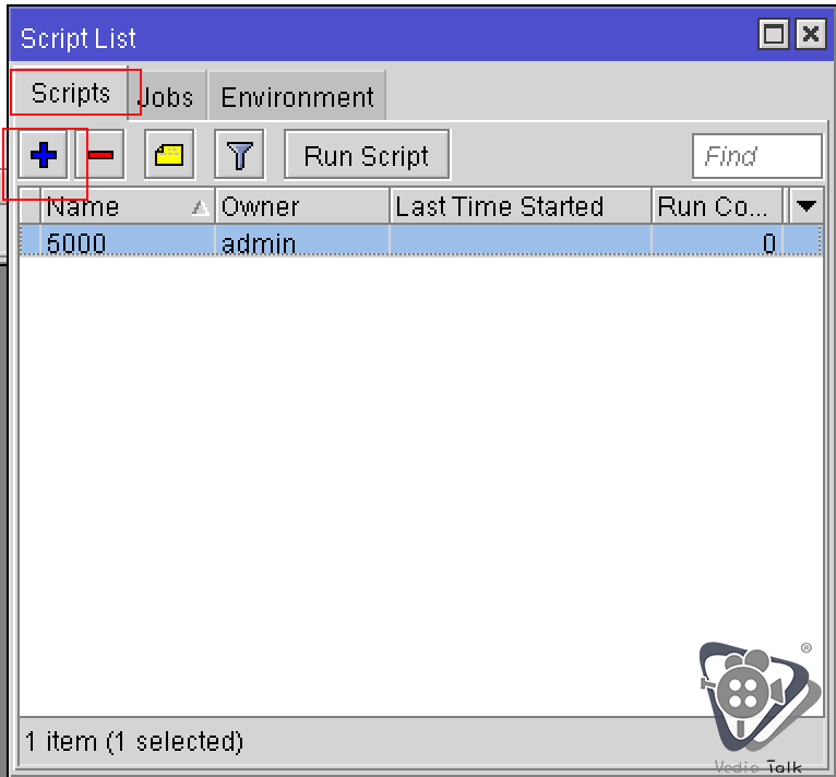 ROS软路由 | ROS动态IP映射端口